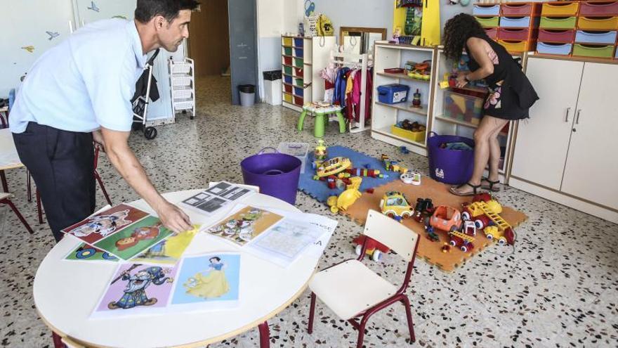 Los colegios públicos abren más de 160 plazas nuevas para niños de dos años