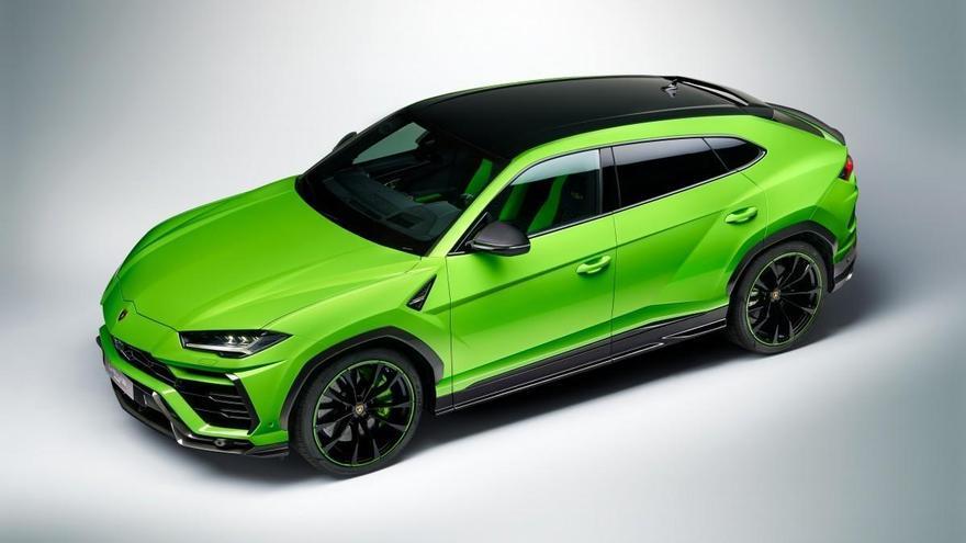 Lamborghini presenta un nuevo paquete de diseño para el Urus 2021