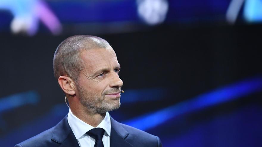 La UEFA abre un expediente sancionador contra el Madrid, el Barcelona y la Juventus por la Superliga