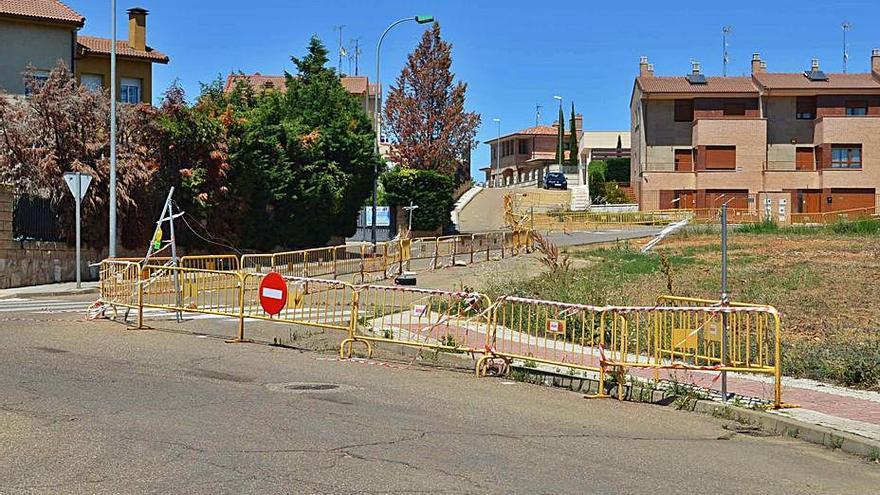 El TSJ avala las actuaciones urbanísticas en la calle Zafra de Benavente