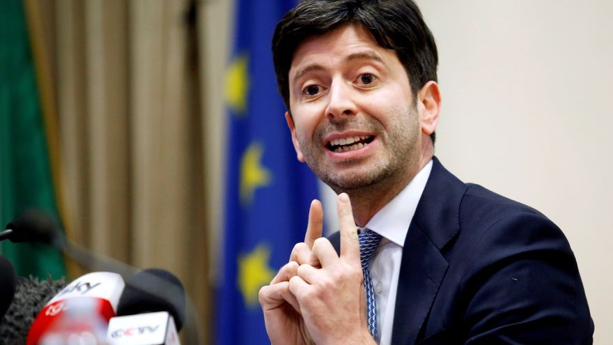 Italia ampliará a 42 días el tiempo para la segunda dosis de Pfizer y Moderna