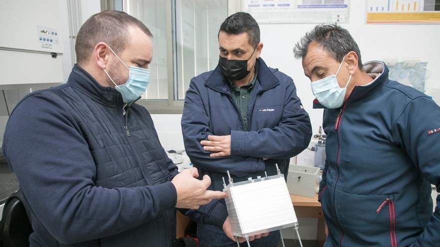 La ULL desarrolla un sistema capaz de inactivar el SARS-COV-2
