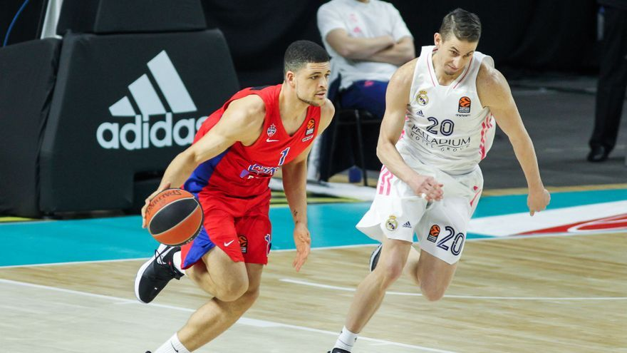 El CSKA martiriza al Real Madrid a base de triples