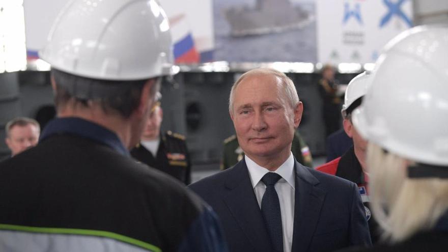 La UE prorroga otros seis meses las sanciones contra Rusia por la anexión de Crimea