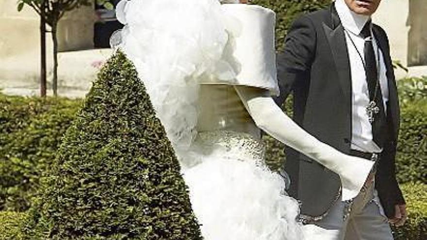 Último adiós a Karl Lagerfeld, genio y figura de la moda