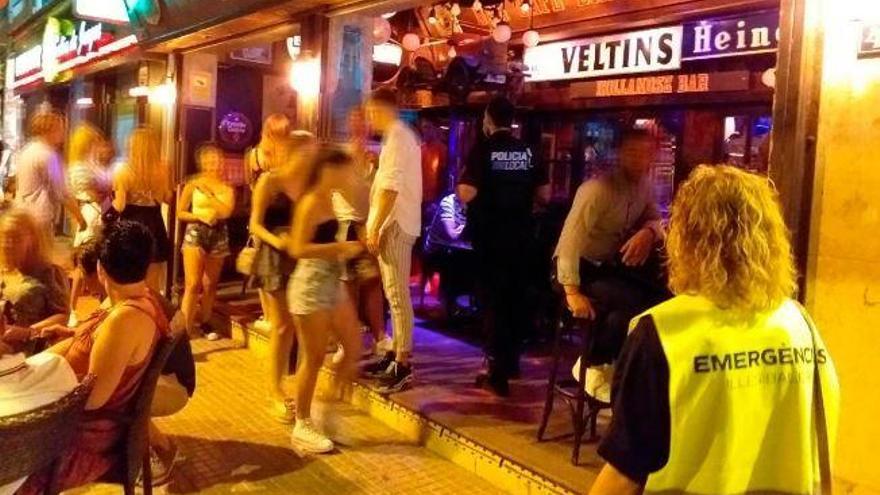 """Sicherheitskräfte: """"Wir haben am Wochenende eingegriffen"""""""
