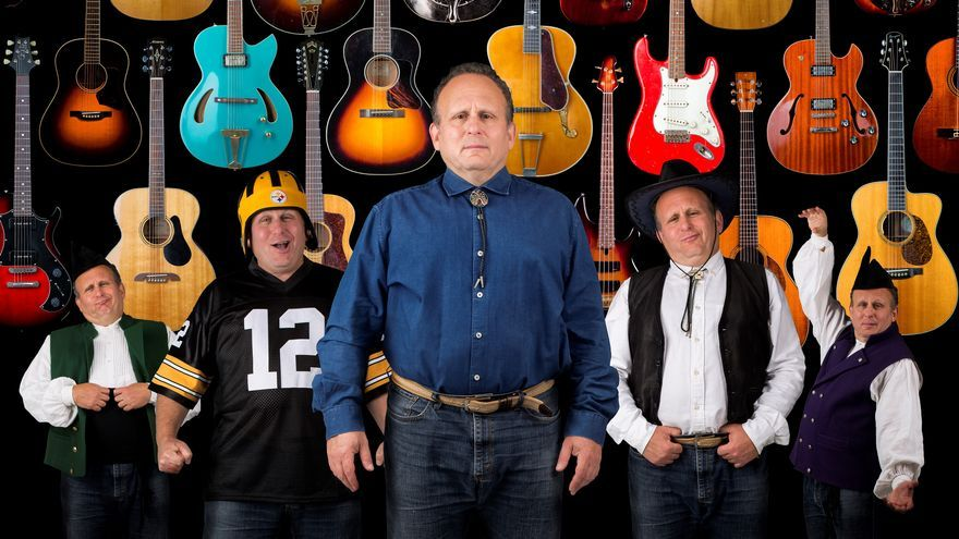 Muelología 115: Michael Lee Wolfe (guitarrista)