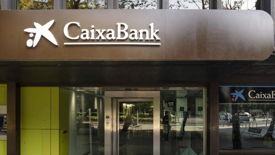 CaixaBank tanca la primera sessió borsària després de la fusió amb Bankia amb una caiguda del 0,08%