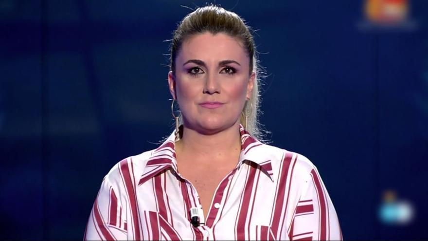 Atacan a Carlota Corredera y la presentadora muestra su enfado