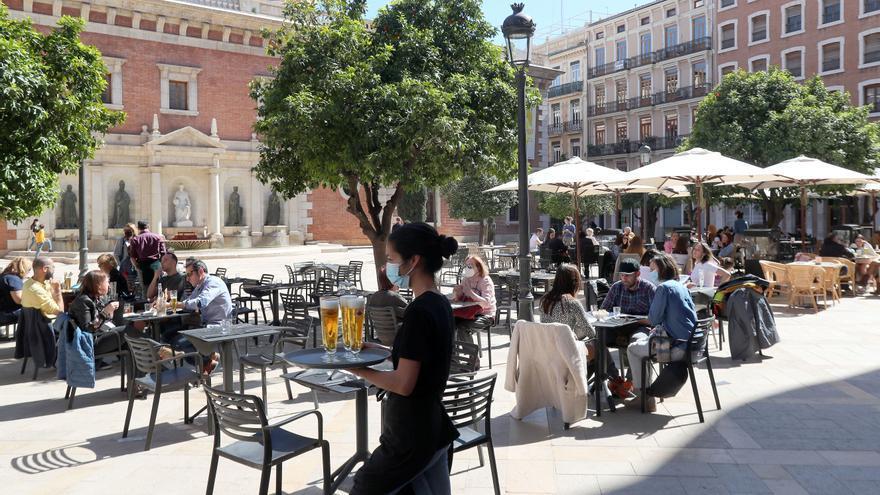 Restricciones en la hostelería: el nuevo horario de los bares en la Comunitat Valenciana