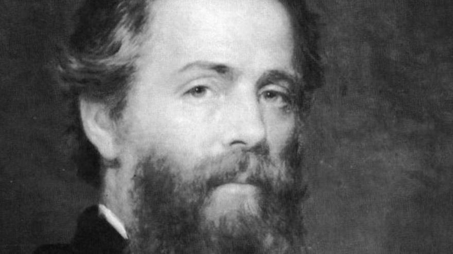 Herman Melville, molt més que una balena blanca