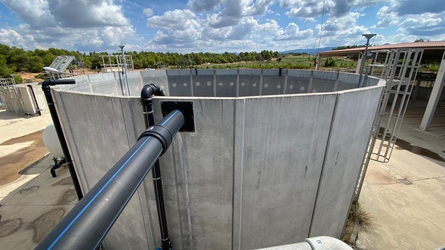 La planta de Biogás de Valderrobles podrá gestionar 165.000 toneladas anuales de residuos