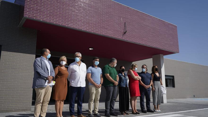Las obras del edificio del centro de día de autismo de Zamora finalizan en septiembre