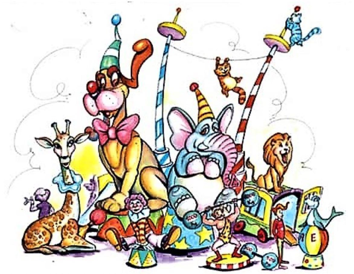Jos� Ram�n Espuig. Benvinguts al m�n del circ.jpg