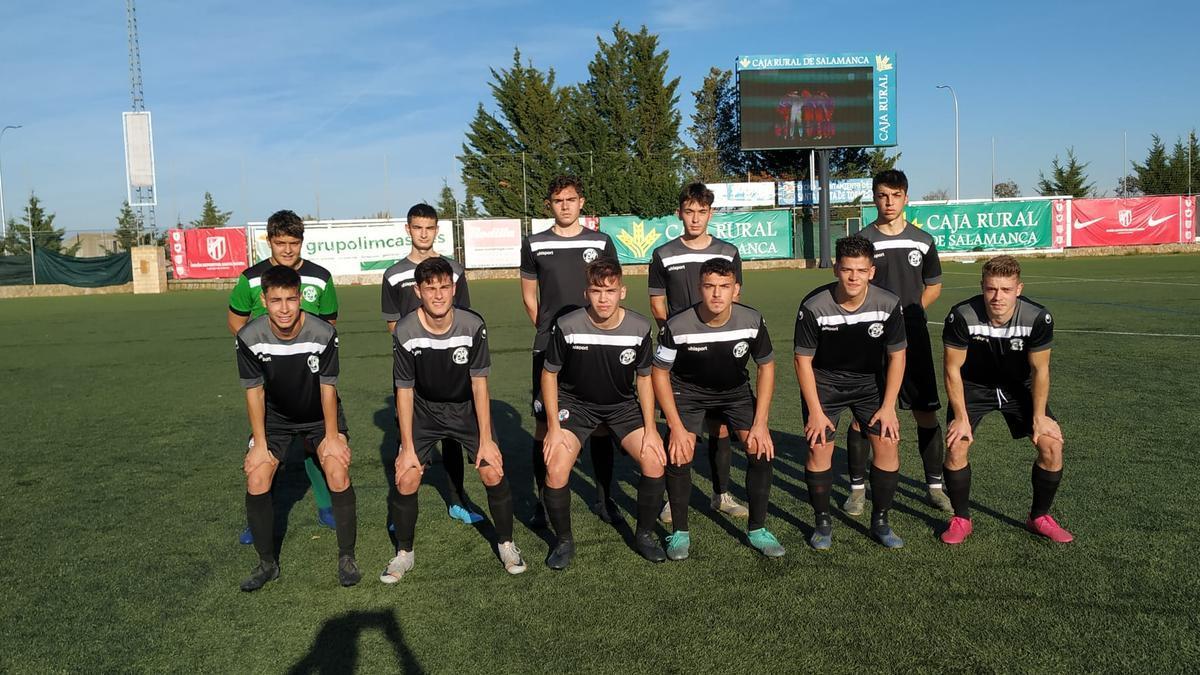 Zamora CF Liga Nacional Juvenil