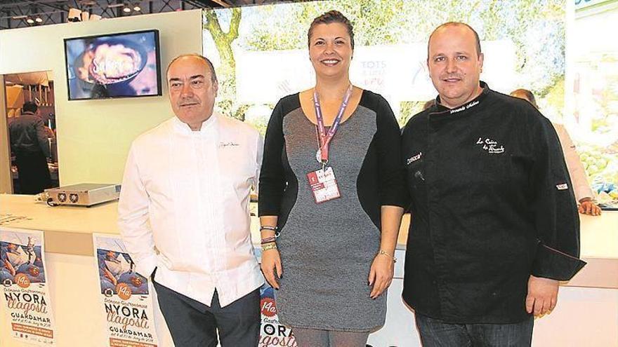 Miguel Barrera y Fernando Molina preparan un menú inédito: 'Dos cuines, un rebost'