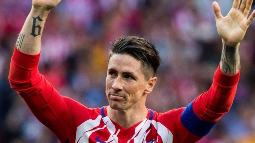 Fernando Torres, adiós al 'Niño' rojiblanco