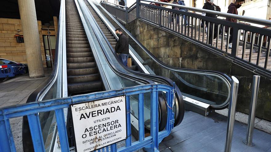 Reparar las escaleras de la Losa, paso previo a más ascensores en los barrios
