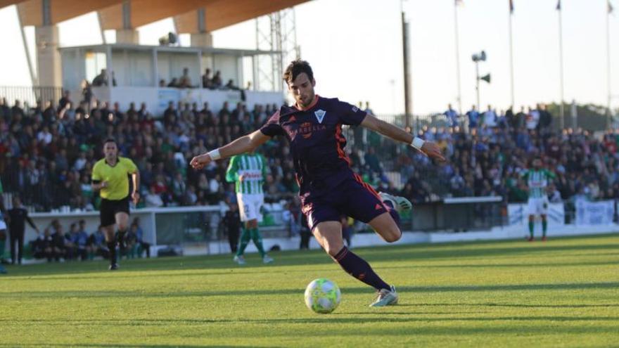 El Atlético Baleares incorpora al atacante Manel Martínez
