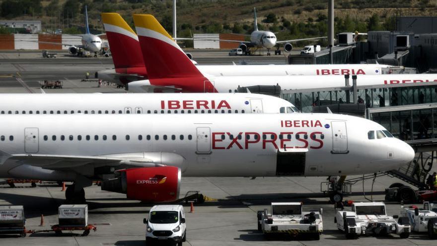 Iberia lanza descuentos del 25% en vuelos por Navidad