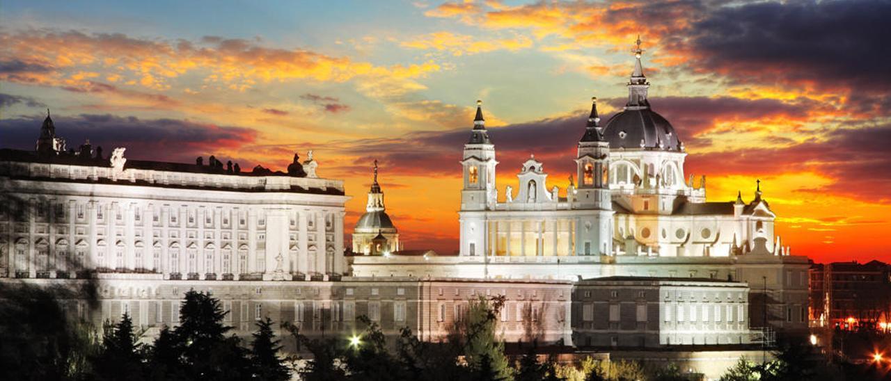 Palacio Real de Madrid.