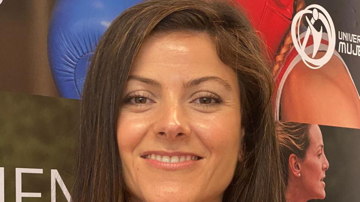 Laura Gil, responsable de Patrocinio Deportivo de Iberdrola.