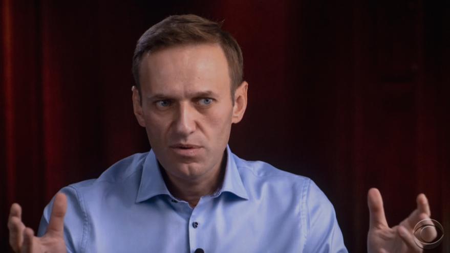 Alexei Navalni, premi Sàkharov 2021 a la llibertat de consciència del Parlament Europeu