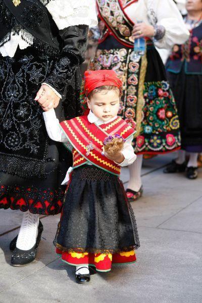 San Pedro 2016: Los trajes regionales toman Zamora