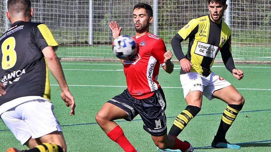 Los penaltis dan la victoria al Bouzas ante el Estradense en la final de copa