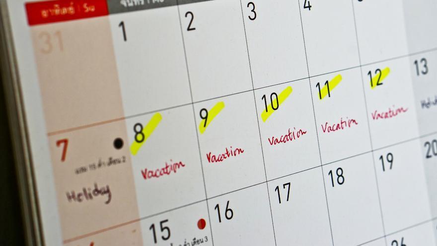 Una sentencia permite a un trabajador cambiar sus vacaciones por la pandemia
