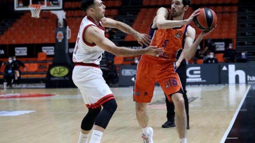 Turkish Airlines Euroleague: Valencia Basket vs. Saski Baskonia