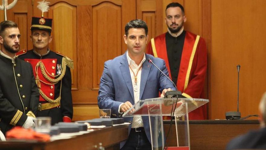 Pedro García pide a José María Bellido que no paralice los proyectos iniciados