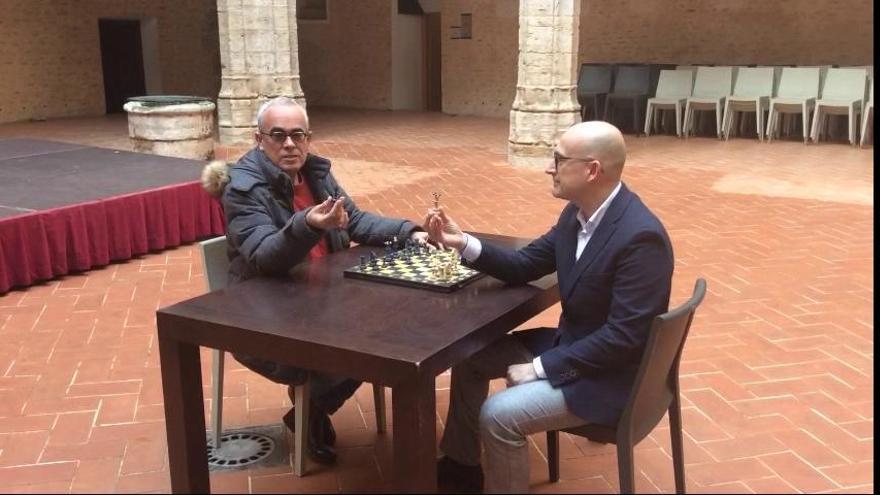 Kárpov visitará Alaquàs para firmar  la creación de su museo en el Castell