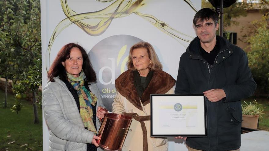 La escritora Carme Riera, elegida Tafonera Major de la DO Oli de Mallorca