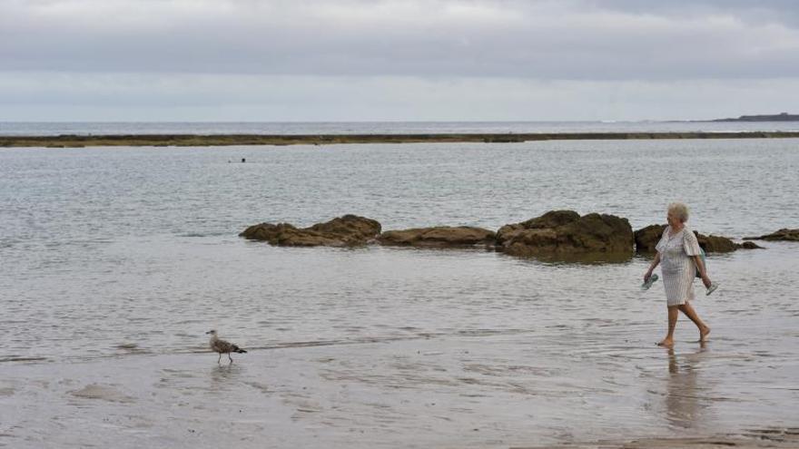Un baño en las mareas del Pino