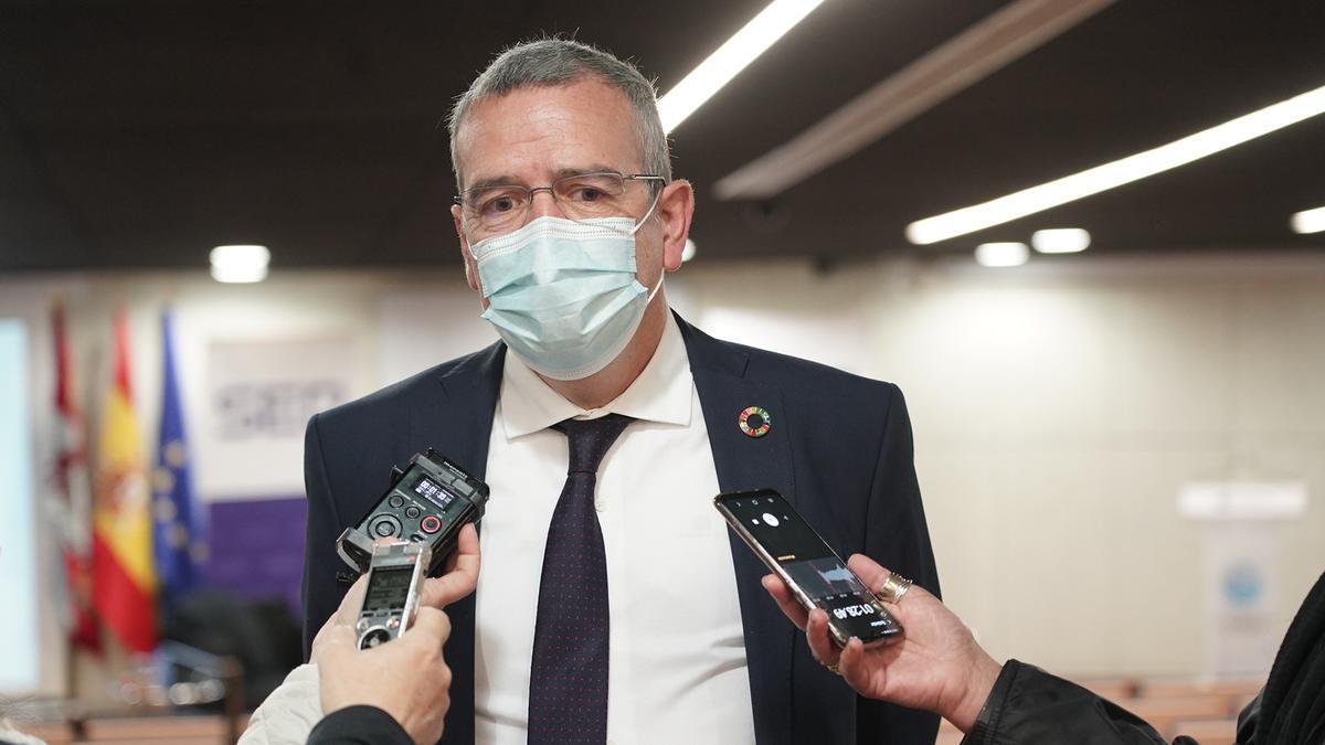 el secretario general para el Reto Demográfico del Ministerio para la Transición Ecológica Francés Boya.