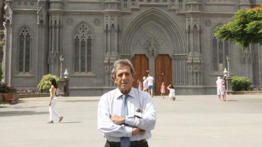Pablo Jesús Vélez-Quesada, cronista de Arucas