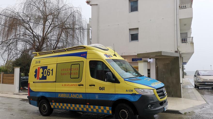 Herido un motorista alcanzado por un cuatriciclo en Abelendo