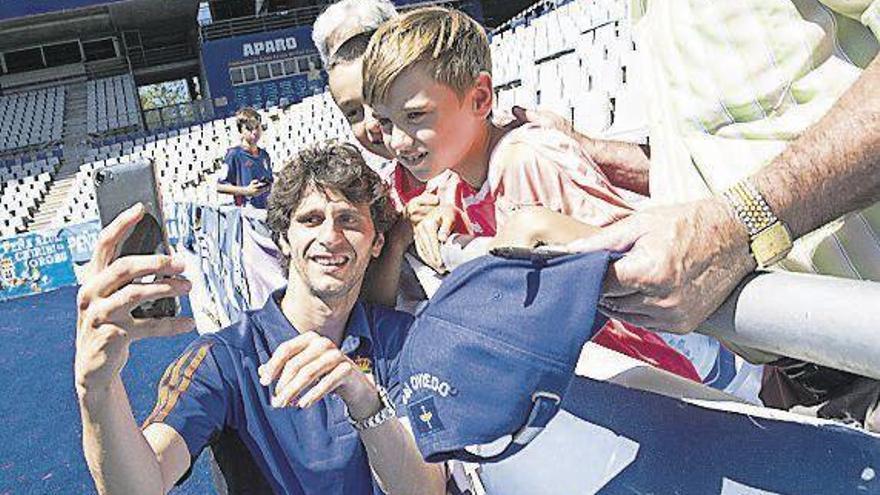 El Oviedo suma cuatro países a su historial
