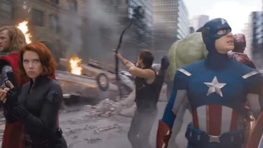 'Los Vengadores': ¿Sabías que sus actores comparten tatuaje?