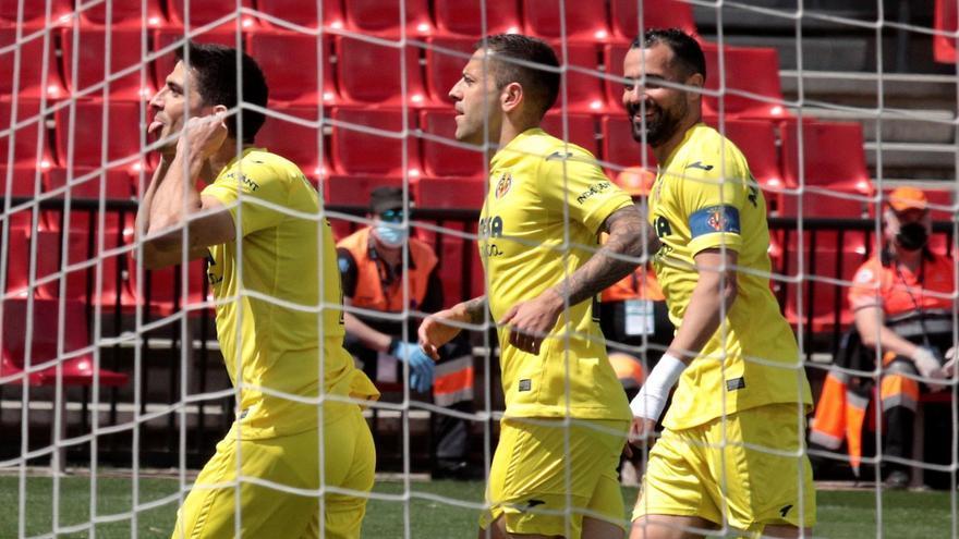 Un 'hat trick' de Gerard Moreno da el triunfo al Villarreal en Granada