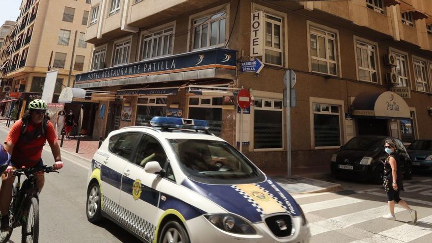 Santa Pola podrá imponer multas a los ciudadanos que insulten a los funcionarios