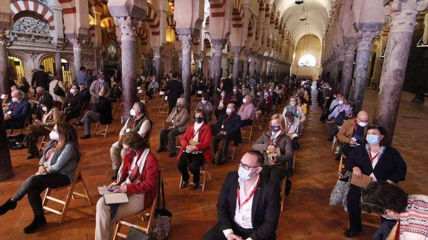 """El Cabildo clausura """"con éxito"""" en Córdoba el II Congreso Internacional sobre Historia de los Mozárabes"""