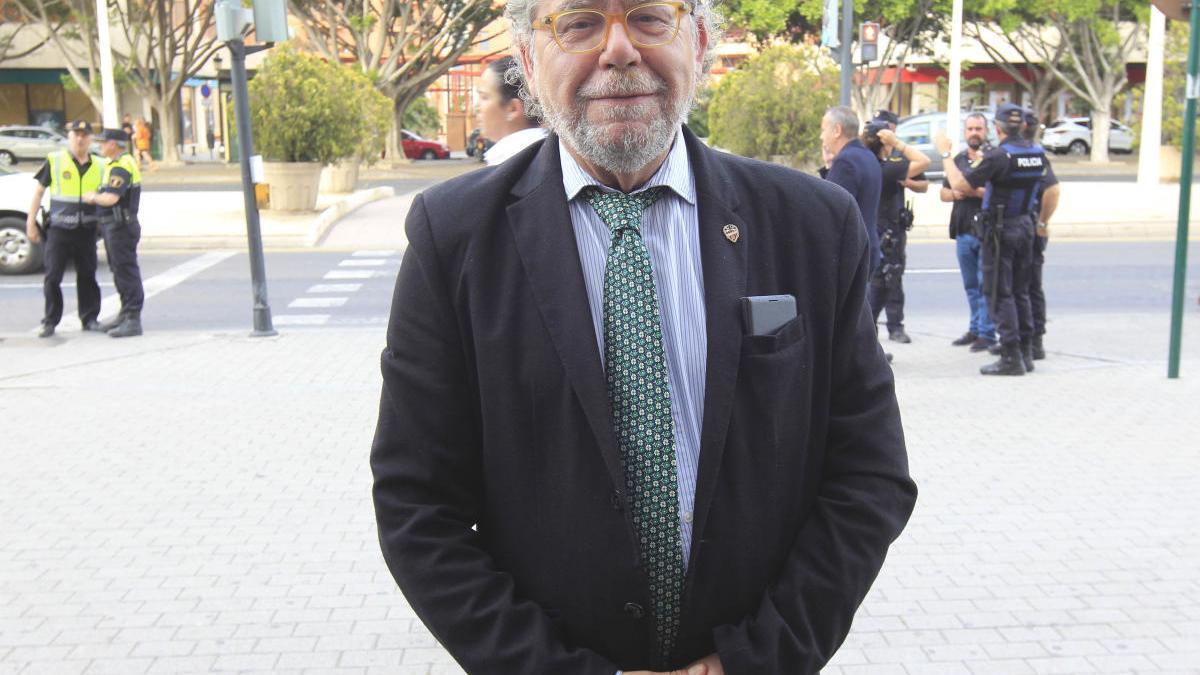"Quico Catalán: ""Con Ramón Vilar se ha ido un gran baluarte del Levante"""
