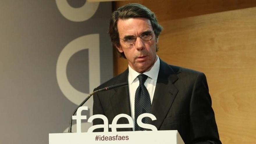 """Faes cree que el éxito de Cs está en que ha recuperado """"señas de identidad"""" del PP"""