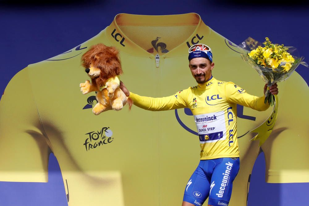 Tour de France - The 209.5-km Stage 12 from ...