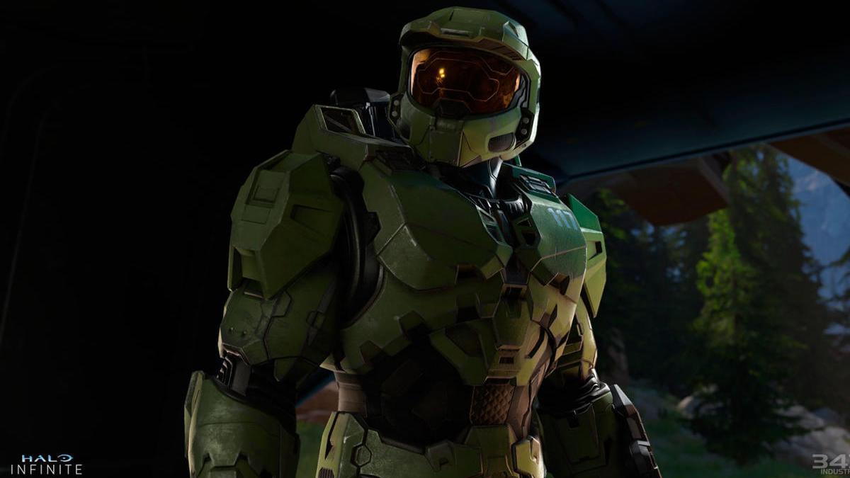 Halo Infinite se pospone hasta 2021.