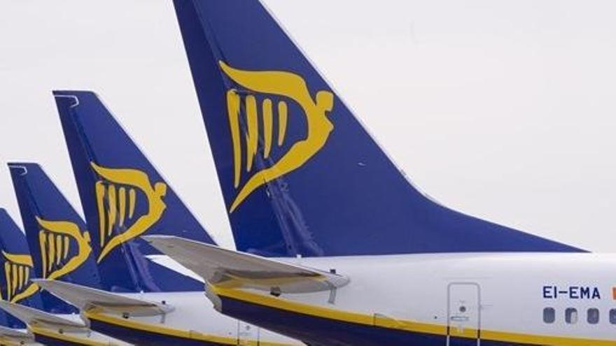 Ryanair abre una ruta Barcelona-Lanzarote con cuatro vuelos semanales