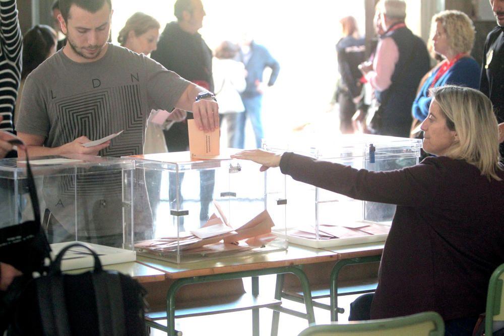 Las elecciones generales del 28A