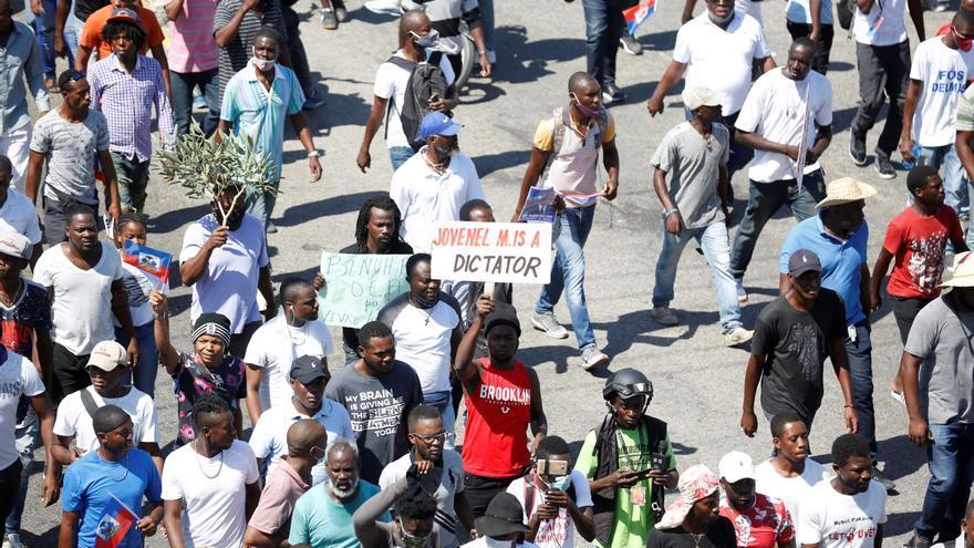 Ordenan liberar a los acusados del golpe de Estado en Haití